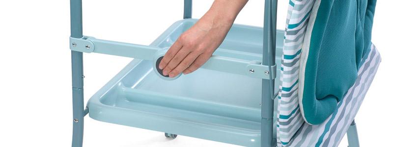 Table à langer pliable Chicco