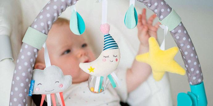 Arche d'éveil - Comparatif et meilleurs modèles pour les bébés