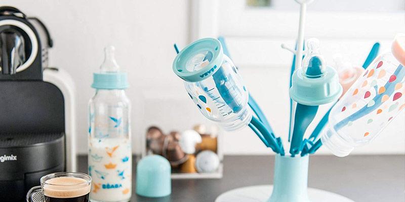 Comment nettoyer et sécher un biberon