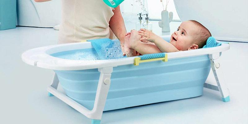 Comparatif des baignoires pliables