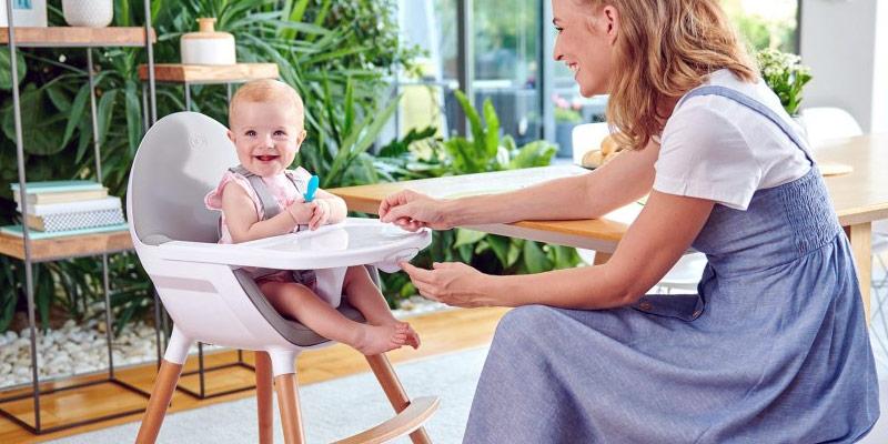 Comparatif des chaises hautes pour bébé