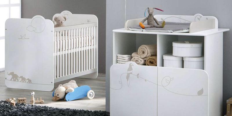 Comparatif des meilleurs commodes à langer pour bébé