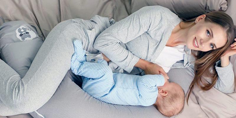 Comparatif des coussins de maternité, d'allaitement et de grossesse