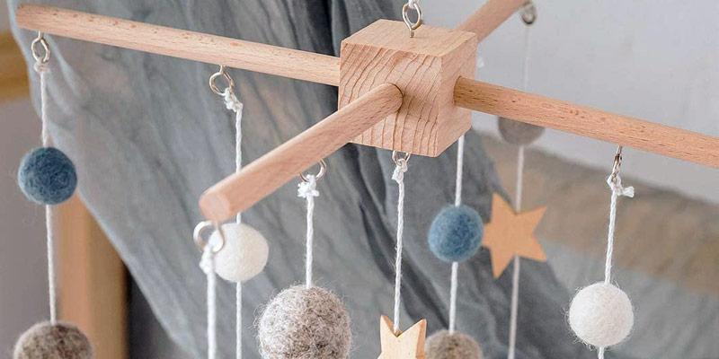 Comparatif des meilleurs mobiles bébé en bois
