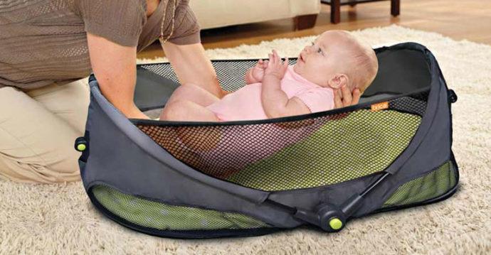 Couffin nomade pour bébé