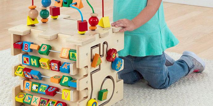 Cube d'activité - Comparatif et meilleurs modèles