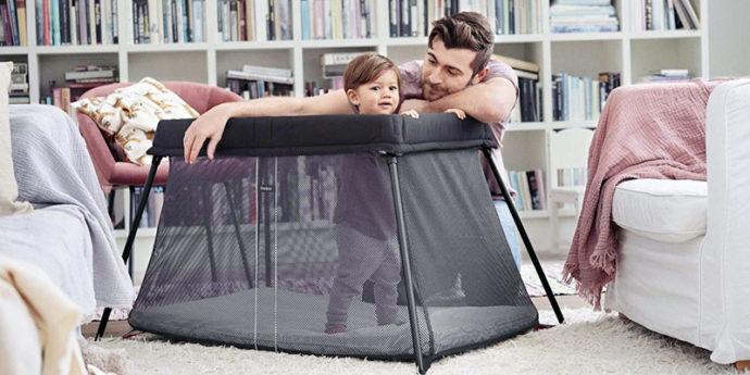 Lit parapluie - Comparatif des meilleurs modèles pour les enfants