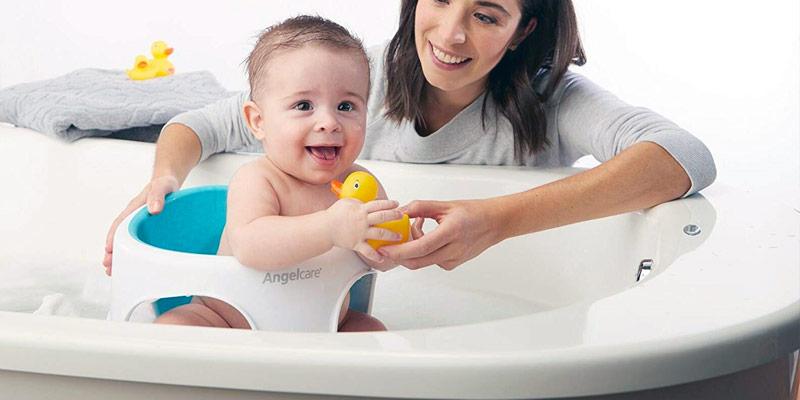 Les meilleures sièges de bain pour bébé