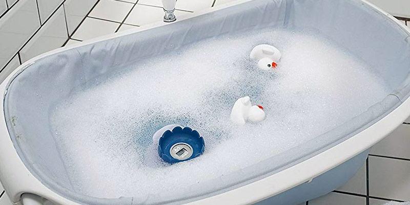 Les meilleurs thermomètres de bain pour la toilette de bébé
