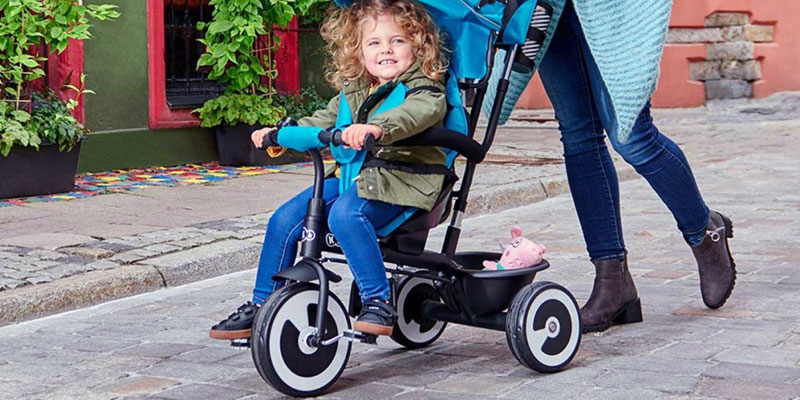 Les meilleurs tricycles évolutifs