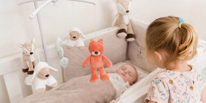 Mobile Bébé - Les meilleurs modèles pour les enfants