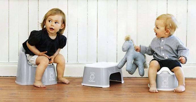 Pot pour bébé - Comparatif des parents