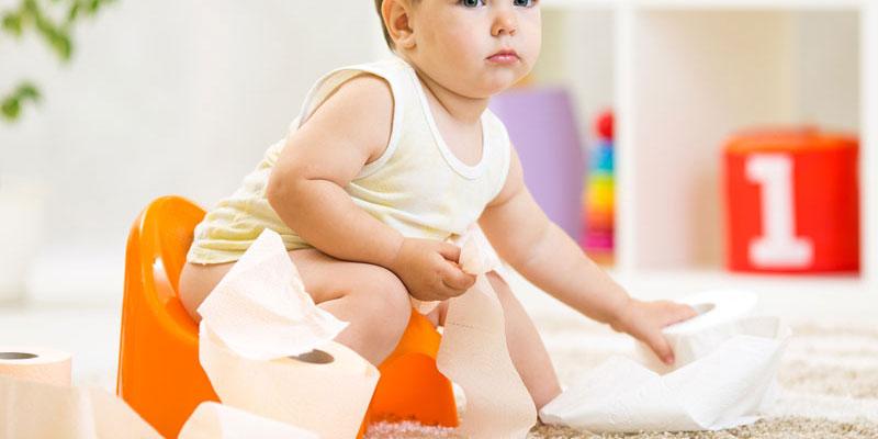 A quel âge utiliser un pot bébé ?