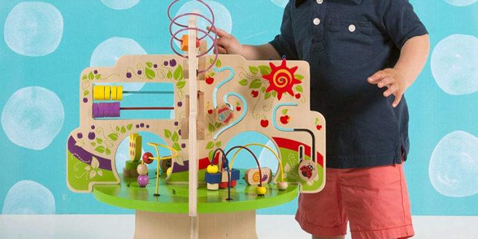 Table d'activités pour bébé - Les meilleurs modèles et notre comparatif